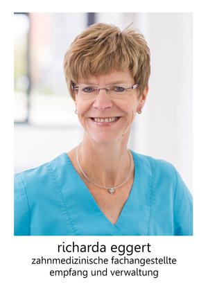 Dr Andrea Gregun - Zahnarztpraxis Lübeck - Team Frau Eggert