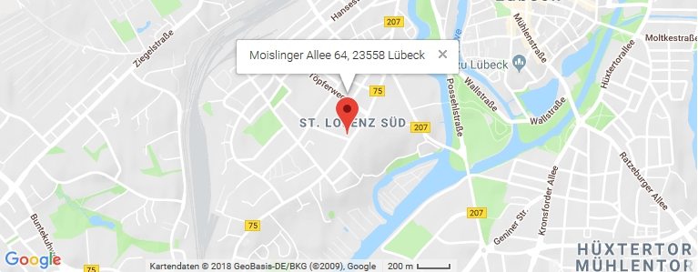 Moislinger Allee 64, 23558 Lübeck